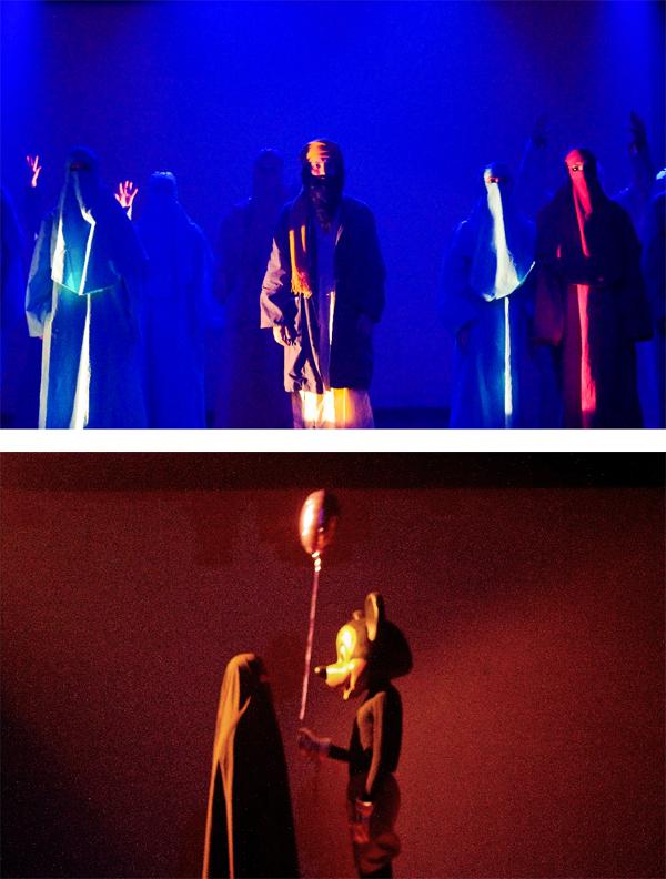 Uma das primeiras grandes produções do Curso de Artes Cênicas, criado em 2008, o espetáculo integra-se aos propósitos da disciplina, que visa à concretização de um projeto artístico de engajamento coletivo