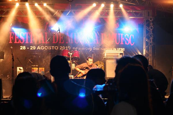 I Festival aconteceu para marcar o cinquentenário da UFSC