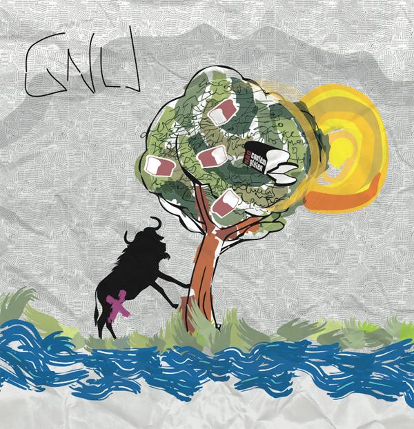 Capa do CD que será lançado no sábado, 17/09