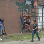 Pintura Mural do DAE