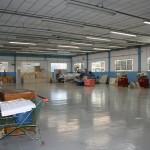 Galpão para os laboratórios do CEM UFSC Joinville