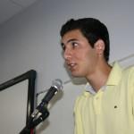 Felipe Santos Castro, estudante e presidente do Centro Acadêmico de Engenharia da Mobilidade