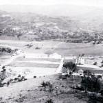 Fazenda Assis Brasil - atual campus universitário - foto acervo UFSC