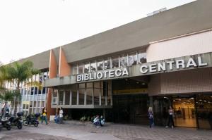 Biblioteca UFSC - Foto Henrique Almeida-Agecom-UFSC