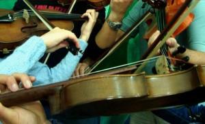 Orquestra de Câmara da UFSC, detalhe, WEB800