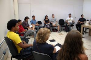 As metas para o Comitê em 2015 incluem uma nova Resolução Normativa para as políticas de permanência estudantil. (Foto: Leonardo Reynaldo/DGC/UFSC)
