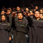 Primeira formatura Licenciatura Indígena - Foto Henrique Almeida-46
