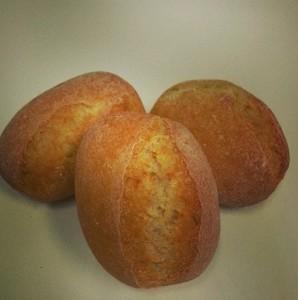 O pão desenvolvido pela pesquisadora teve aceitação de cerca de 70% dos entrevistados.