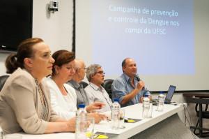 Lançamento da Campanha contra a Dengue - Foto Henrique Almeida-6