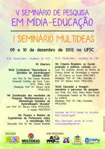 cartaz seminário