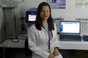 """""""O grande avanço do estudo foi mostrar que esta proteína possui um papel importante tanto no início quanto em fases tardias da doença"""", avalia Maíra Bicca, responsável pelo estudo. (Foto: Divulgação)"""