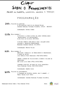programação