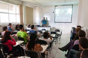 Professor Werner Kraus, do curso de Engenharia Elétrica. Foto: Henrique Almeida/Agecom/UFSC.