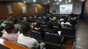A primeira edição do curso foi realizada em 2014.(Foto: Henrique Almeida/Agecom/UFSC)