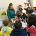 Atividade do Coletivo Lixo Zero nas salas de aula. (Foto: Divulgação/Colégio de Aplicação/UFSC)