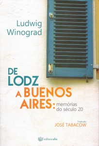 Capa livro De Lodz a Buenos Aires