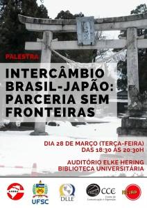 Intercambio Brasil-Japão