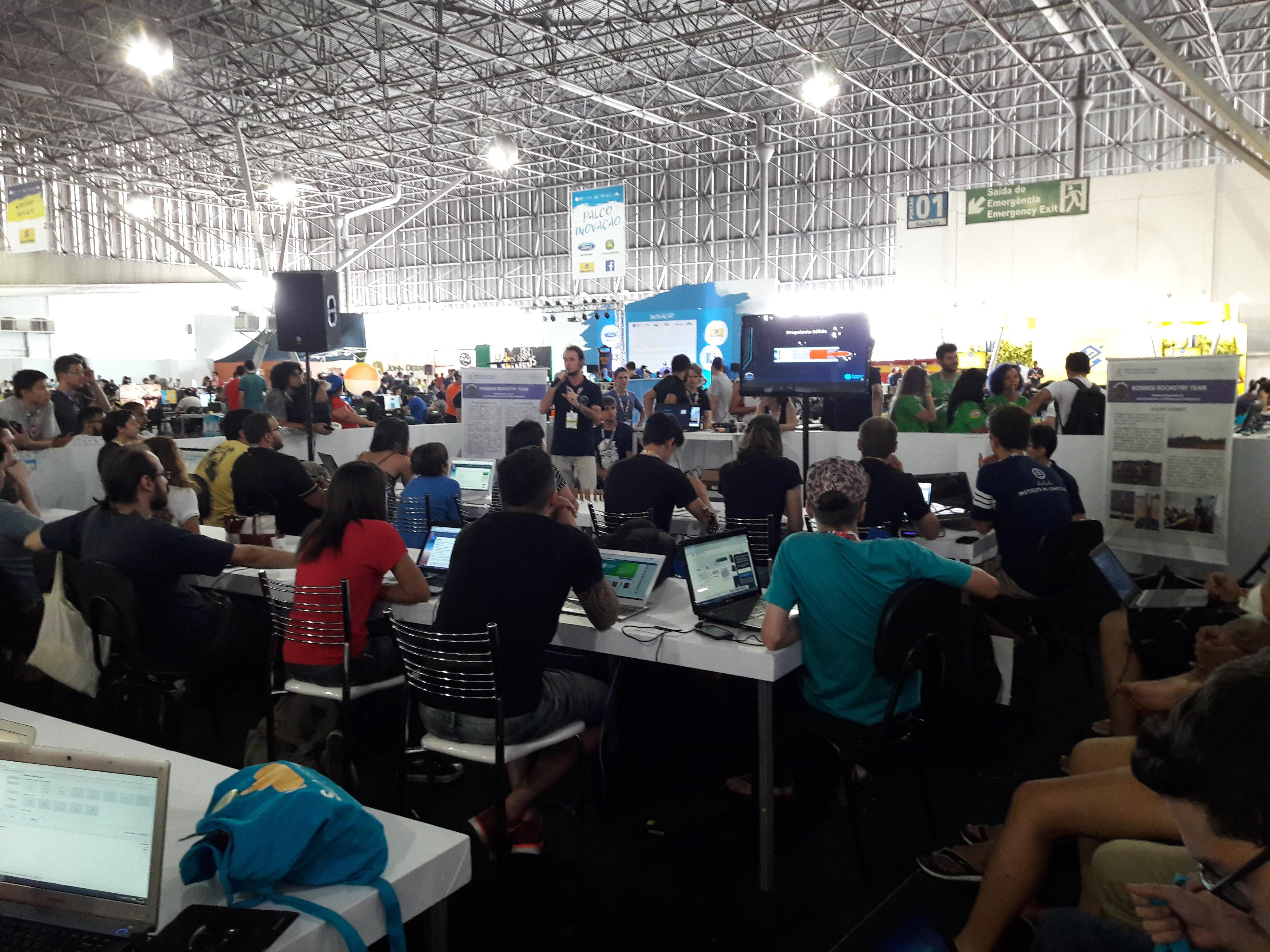 Kosmos Campus Party 3