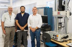 Laboratório de Engenharia Biomecânica - Foto Henrique Almeida