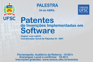 patente software