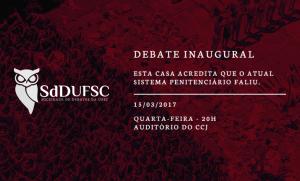 site ufsc - debate inaugural