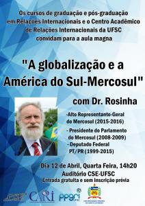 Aula magna- Dr Rosinha