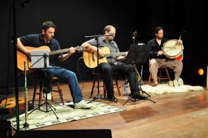 Divulgação Música no Lago - Jéferson Dantas e Pablo Mizraji