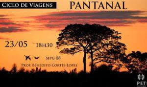 PET Biologia - Pantanal - CCB