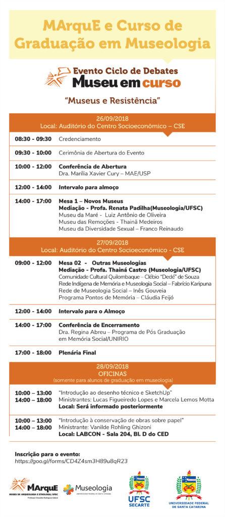 Ciclo de debates Museu e Resistência @ Auditório do CSE