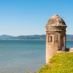 Ilha de Anhatomirim e Fortaleza de Santa Cruz - Foto Henrique Almeida-43
